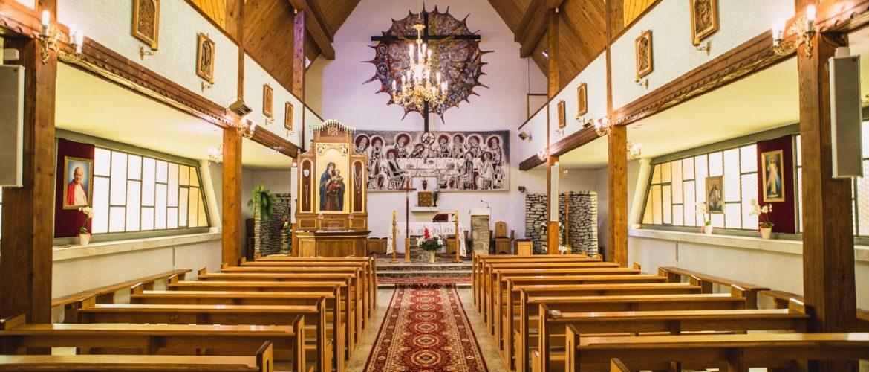 Kościół - Ustrzyki Górne