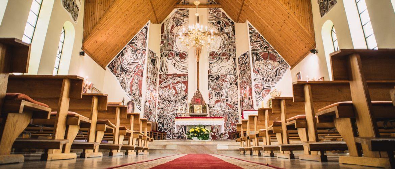 Kościół - Pszczeliny